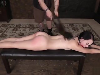 Teen BDSM - Babmi Dusky - Helplessness of the Ropes 3