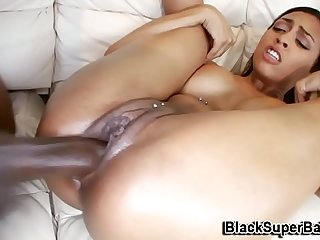 before moonless mendicant destroys her pierced pussy hot brunette enjoyed fingering