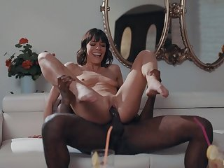 Desperate mom gets the dastardly cock she needs
