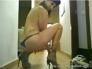 This webcam model is a downcast woman that men adore and she loves teasing